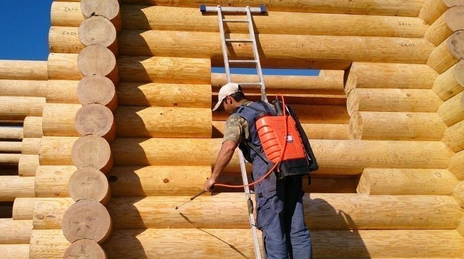 ᐉ Обработка антисептиком - цены 2021 от строителей с ...